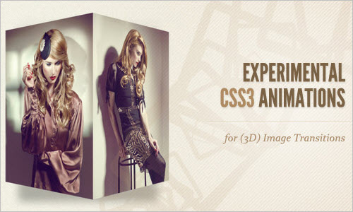 Resim Geçişleri Css3 Animasyonu