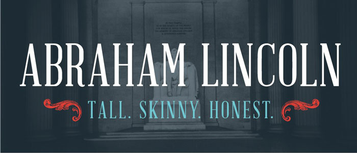 Abraham Lincoln Font