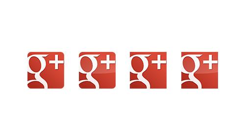 google+ ikon