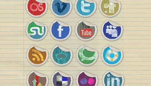 stickers-sosyal-ikon-seti