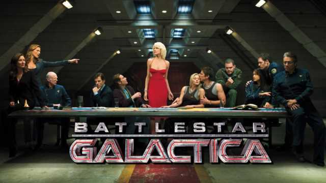Battlestar Galactica Yabancı Dizi