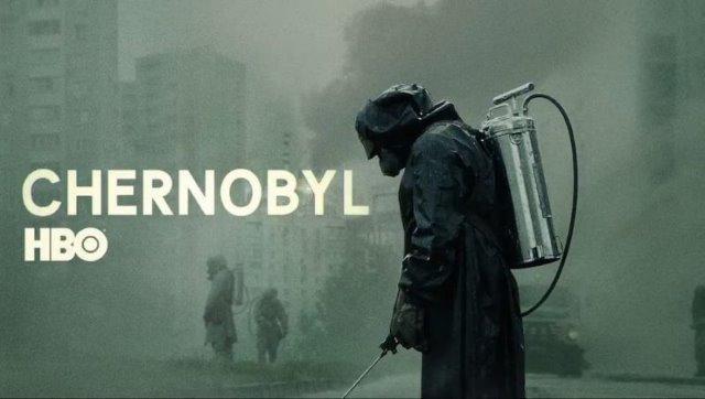 Chernobyl Yabancı Dizi