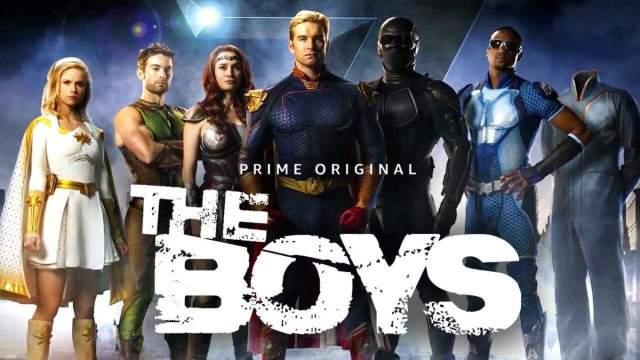 The Boys Yabancı Dizi