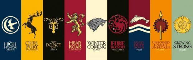 Game of Thrones Krallıklar