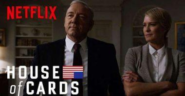 House of Cards Yabancı Dizi