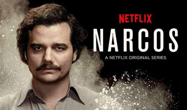 Narcos Yabancı Dizi