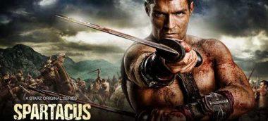 spartacus blood and sand yabancı dizi