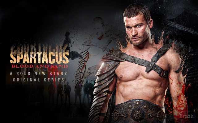 Spartacus Yabancı dizi