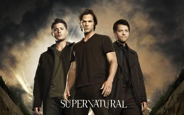 Supernatural Yabancı Dizi
