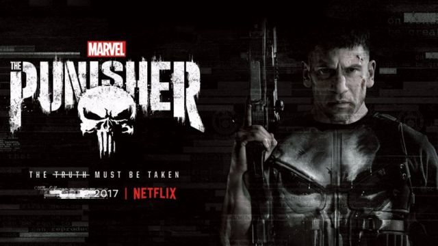 The Punisher yabancı dizi