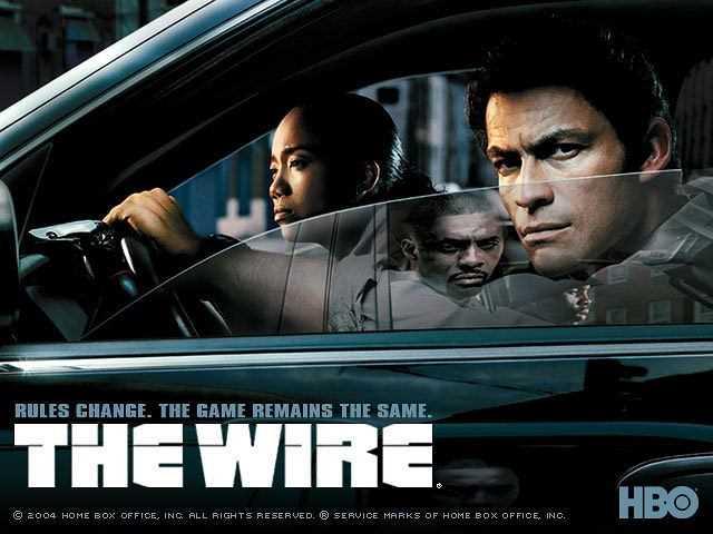 The Wire Yabancı Dizi