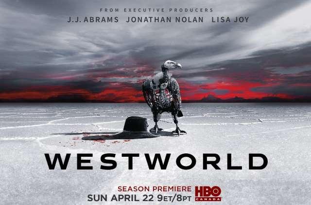 Westworld Yabancı Dizisi