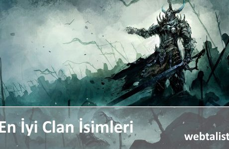 en iyi clan isimleri