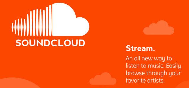 soundcloud müzik dinleme uygulaması