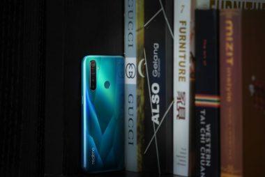 Realme 5 Pro Arka kameralar