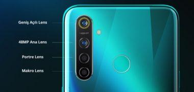 Realme 5 Pro Kameralar