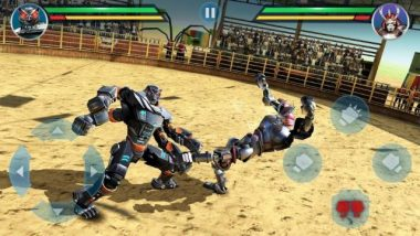 Real Steel World Robot Boxing ios android