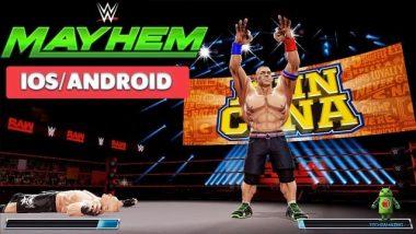 WWE Mayhem ios android