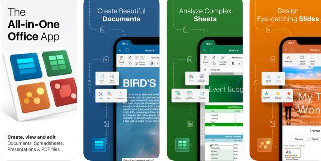 OfficeSuite Uygulaması
