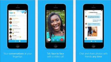 Skype Uygulaması