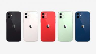 iphone 12 Mini Renkleri