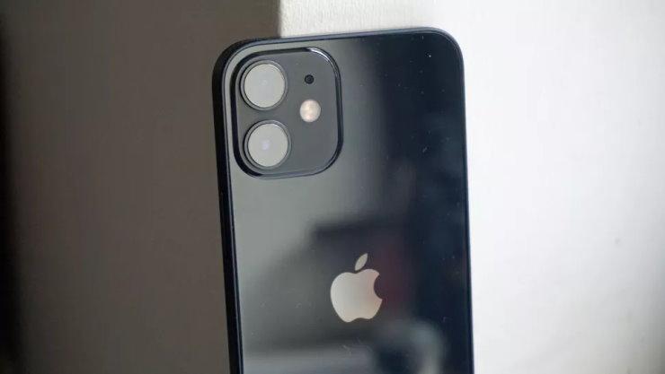 iPhone 12 Mini Kamera